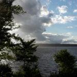 Djembe aan het meer